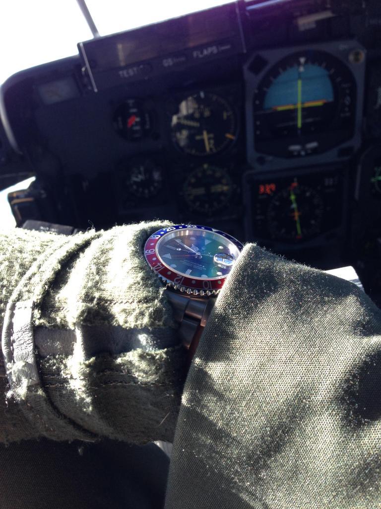 Rolex GMT II - 16710 Gmt110