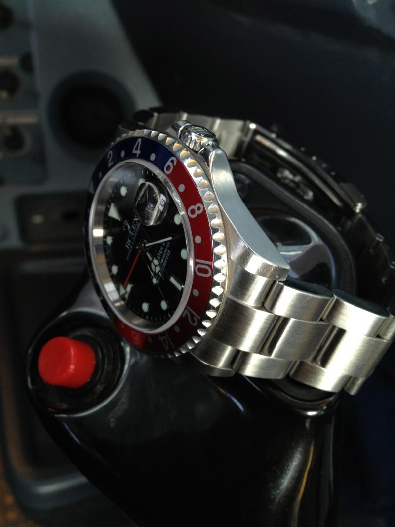 Rolex GMT II - 16710 Img_3710