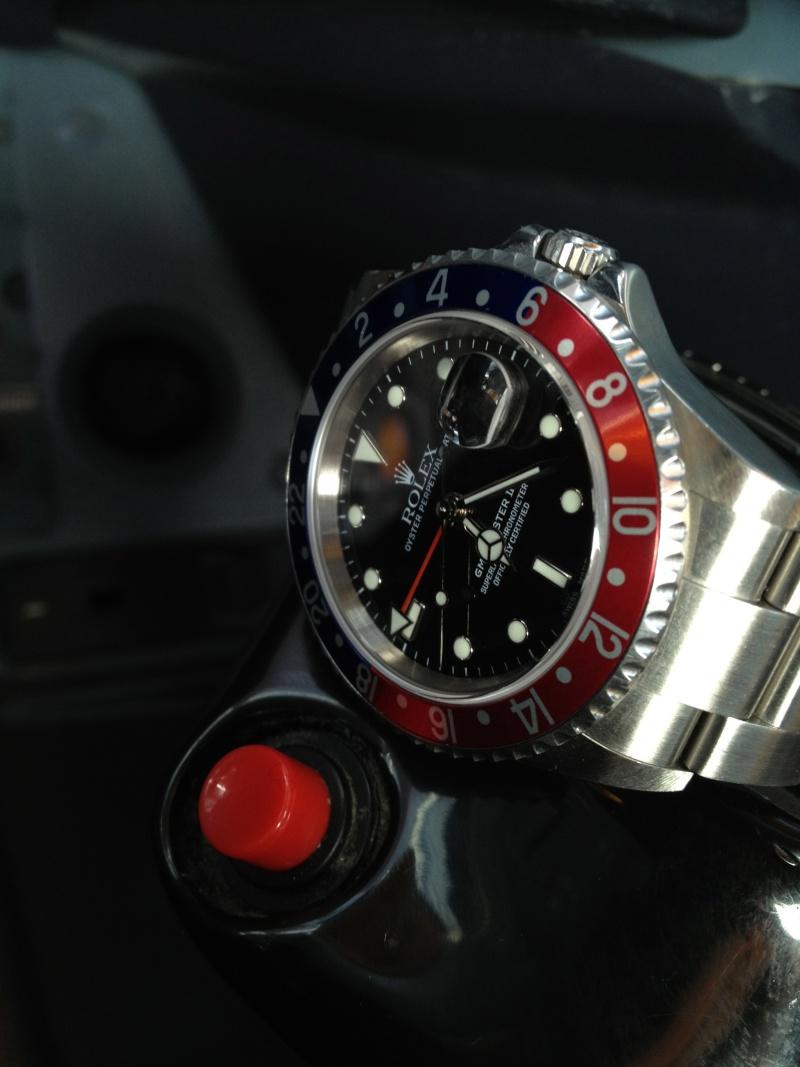 Rolex GMT II - 16710 Img_3711