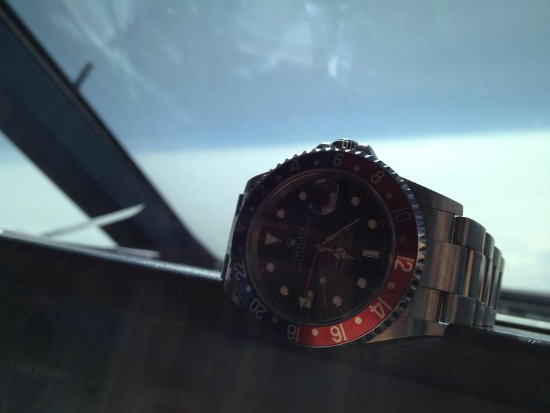 Rolex GMT II - 16710 Img_3712