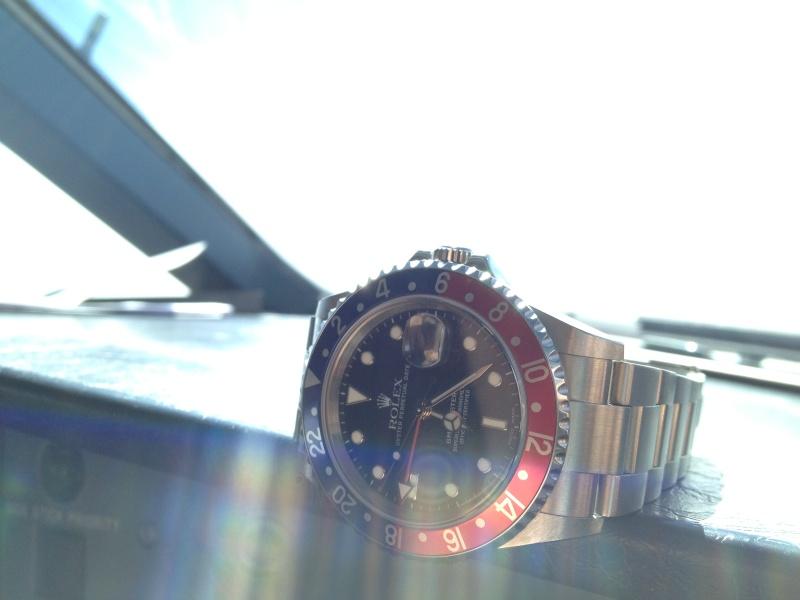 Rolex GMT II - 16710 Img_3713