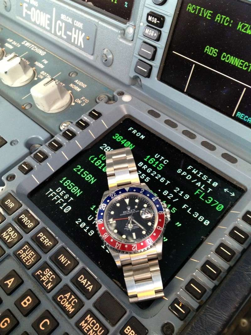 Rolex GMT II - 16710 Img_3714