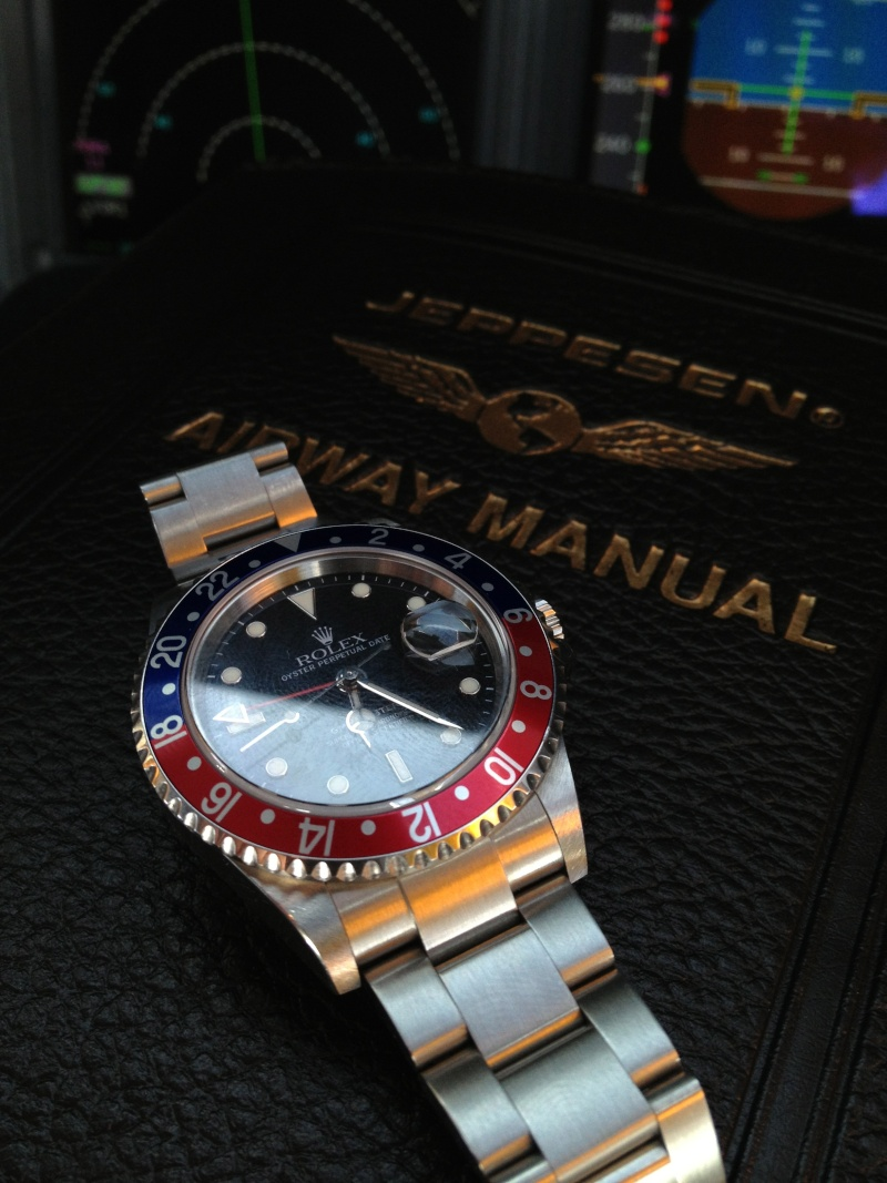 Rolex GMT II - 16710 Img_3715
