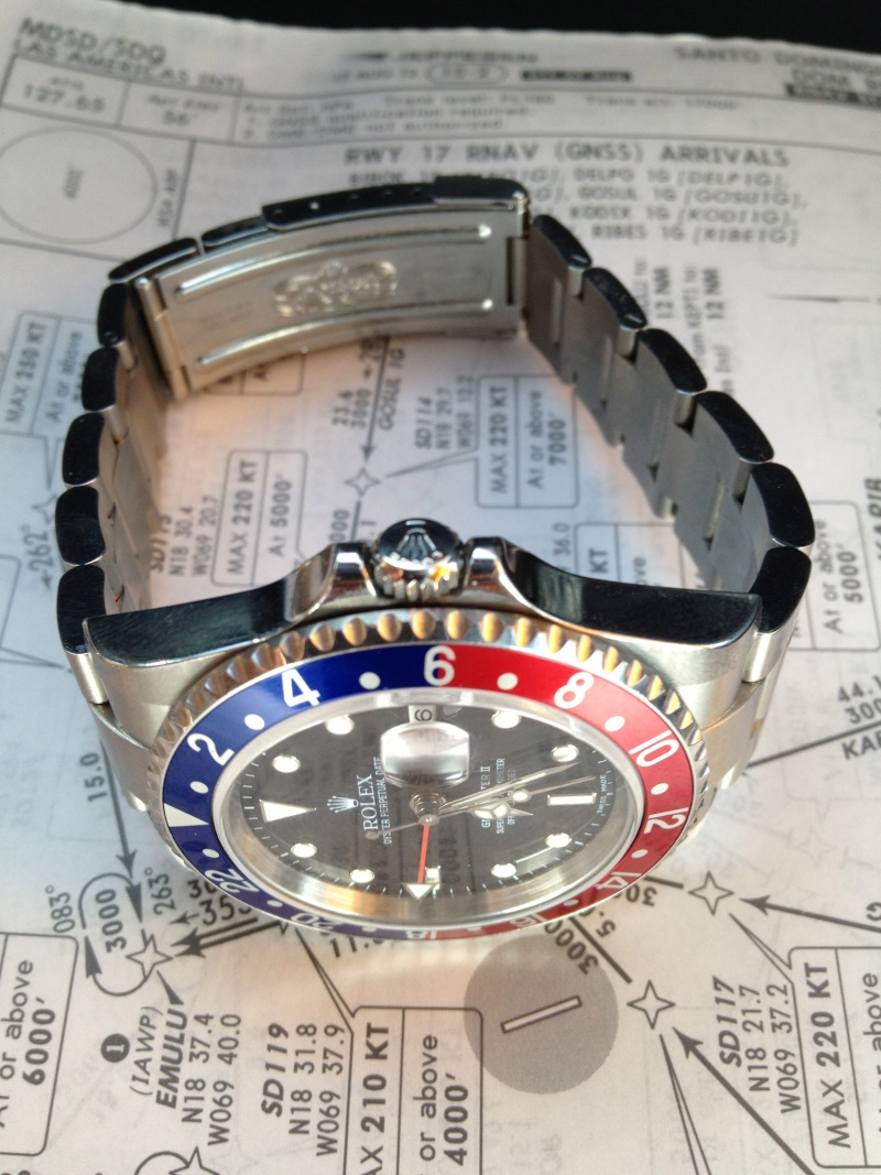 Rolex GMT II - 16710 Img_3716
