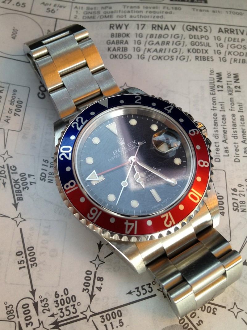 Rolex GMT II - 16710 Img_3717