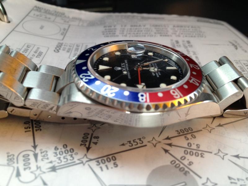 Rolex GMT II - 16710 Img_3718