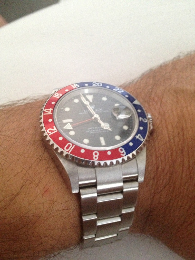 Rolex GMT II - 16710 Img_3724