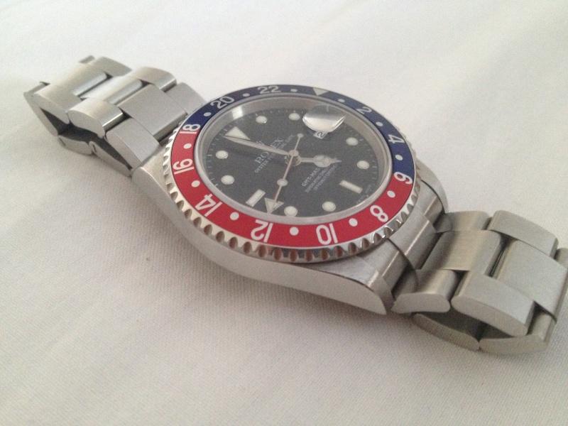 Rolex GMT II - 16710 Img_3725