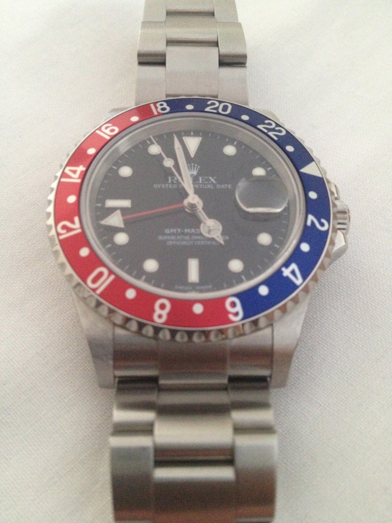 Rolex GMT II - 16710 Img_3726