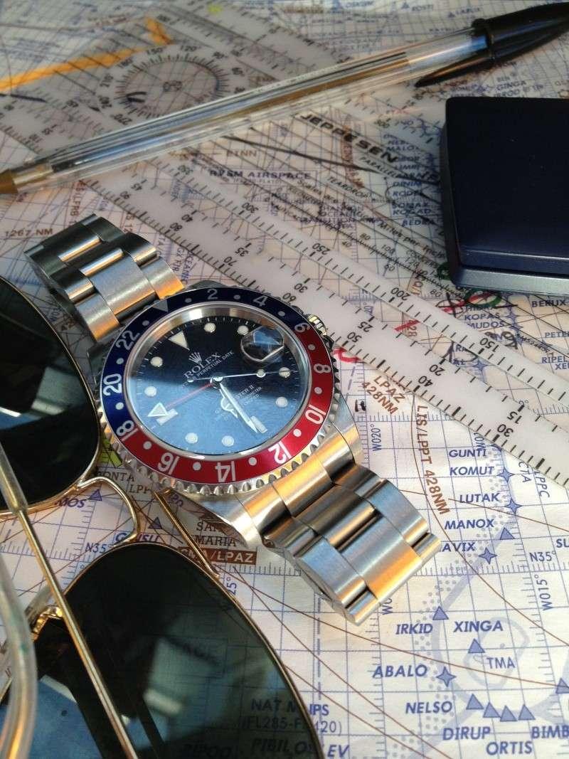 Rolex GMT II - 16710 Img_3728