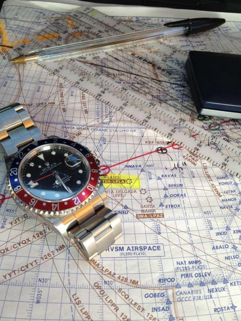 Rolex GMT II - 16710 Img_3729