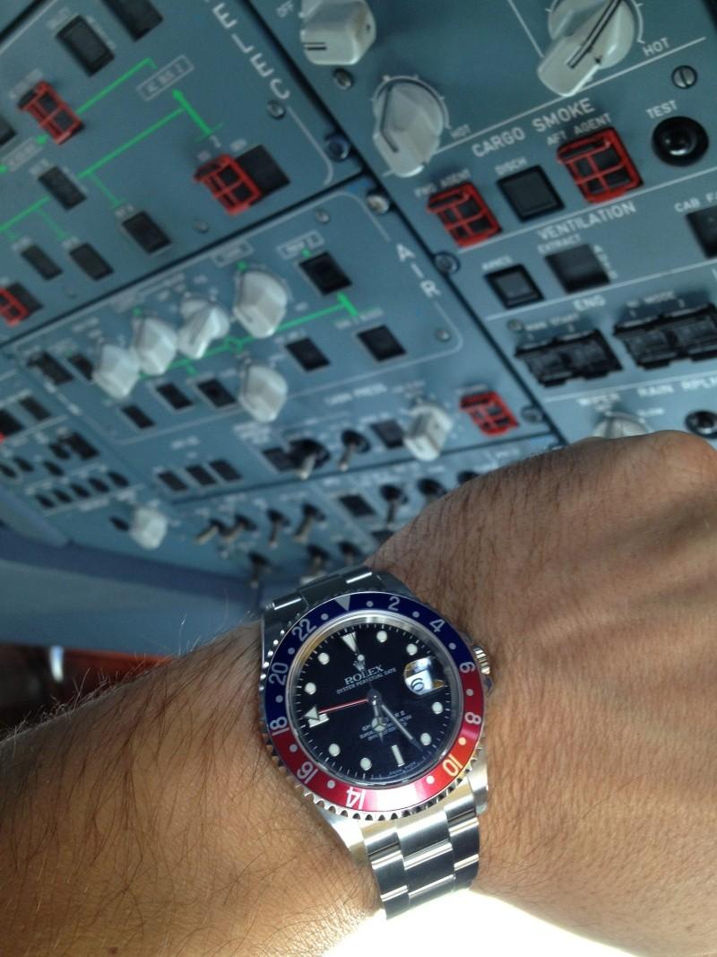 Rolex GMT II - 16710 Img_3730
