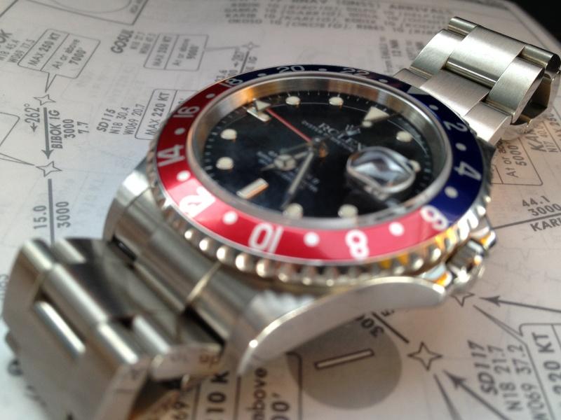 Rolex GMT II - 16710 Img_3731