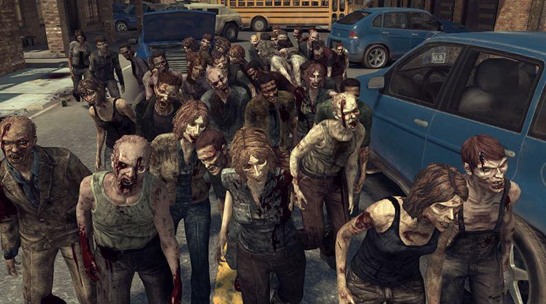 The Walking dead : Survival Instinct Wd210
