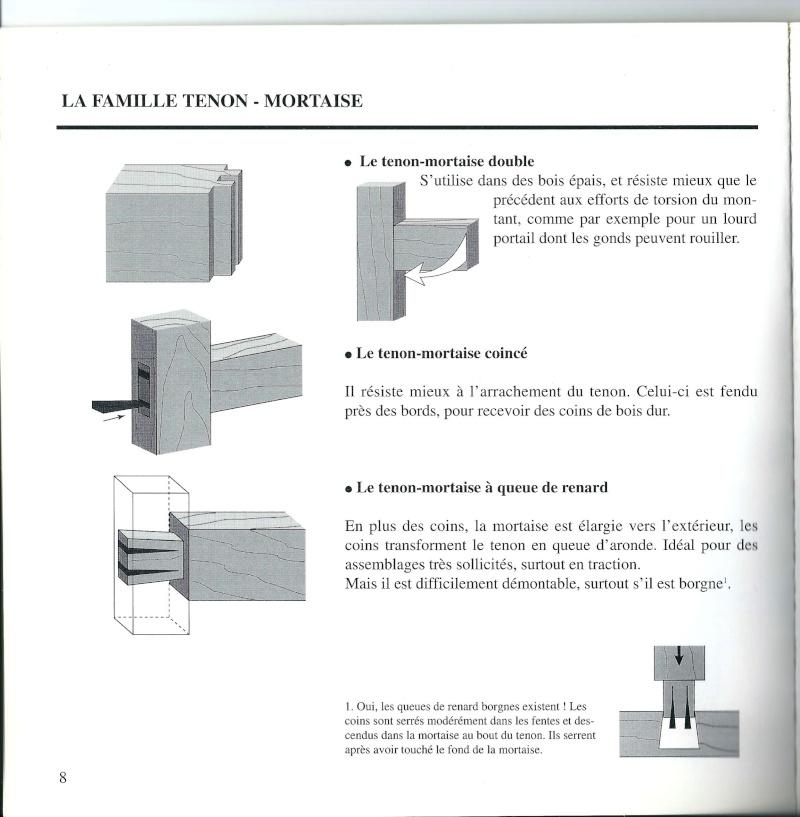 Stage menuiserie : construction d'un établi - Page 4 Queues10