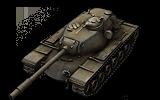 Highscores Sonderkategorien (CW-Panzer, Top 10, Hall of Defeats) Usa-t110