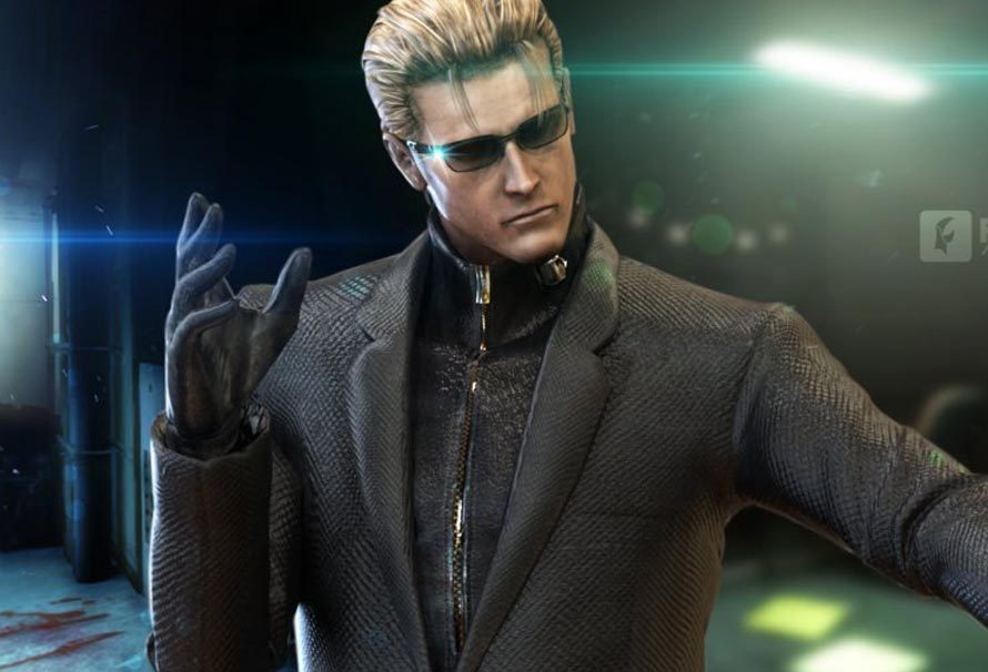 Fate Out of the Darkness Wesker10