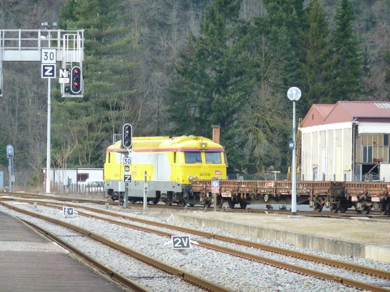 Petit tour de Train de Brive à Brive via Rodez et Capdenac en février 2013 P1040610