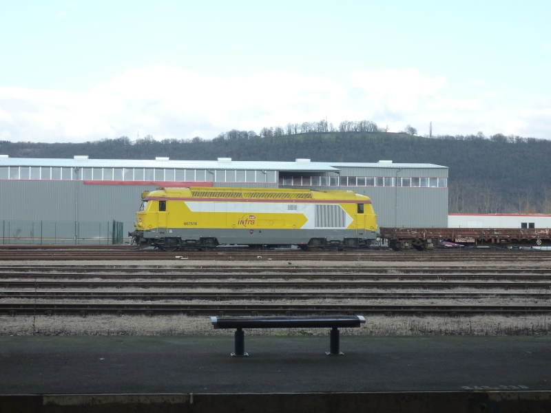 Petit tour de Train de Brive à Brive via Rodez et Capdenac en février 2013 P1040611