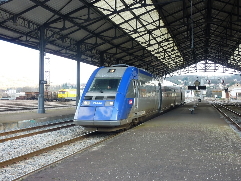Petit tour de Train de Brive à Brive via Rodez et Capdenac en février 2013 P1040612