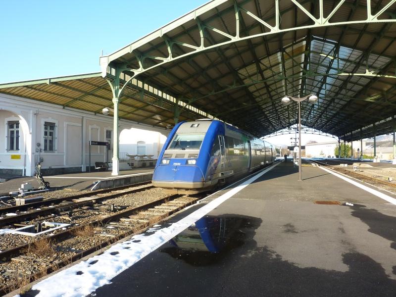 Petit tour de Train de Brive à Brive via Rodez et Capdenac en février 2013 P1040613