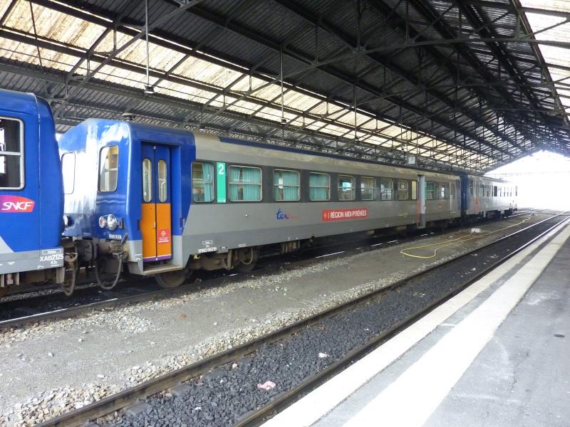 Petit tour de Train de Brive à Brive via Rodez et Capdenac en février 2013 P1040616