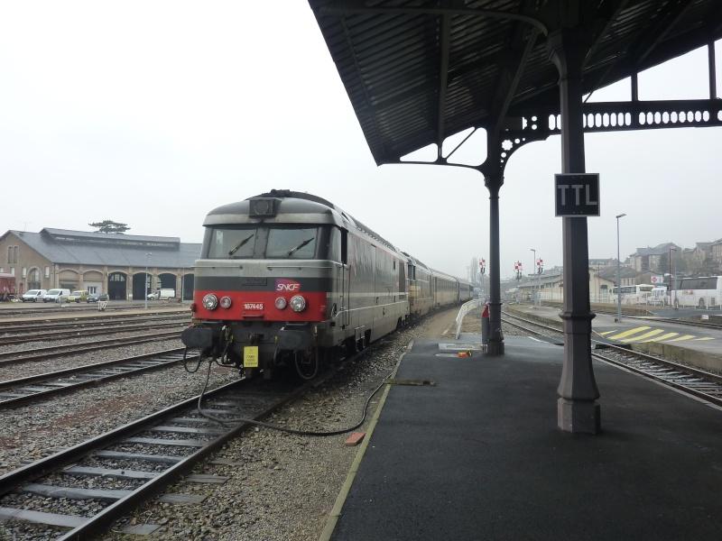 Petit tour de Train de Brive à Brive via Rodez et Capdenac en février 2013 P1040619