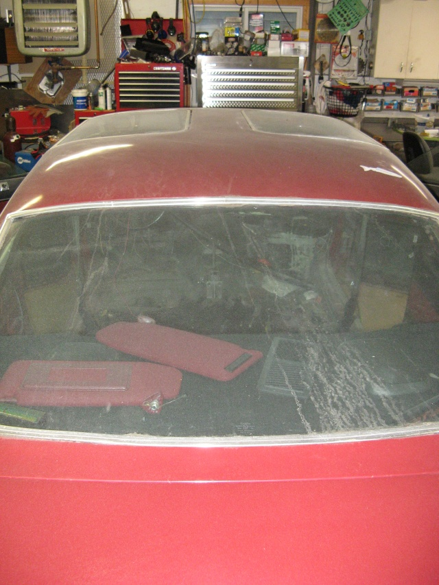 I am putting t tops in my 74 laguna anybody ever seen one with t tops? Or have any pics of one? Img_6310