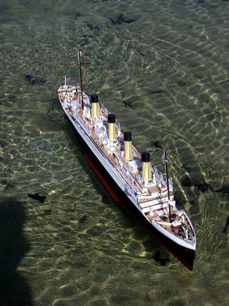 le Titanic 1er essais de navigation P1010025