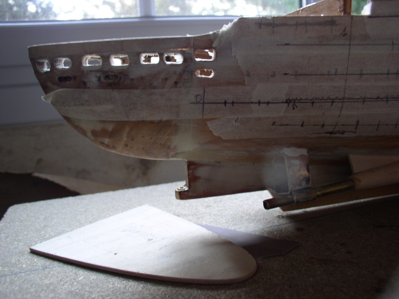 Paquebot France (Plan MRB 1/200°) de Olivier2a P1010116
