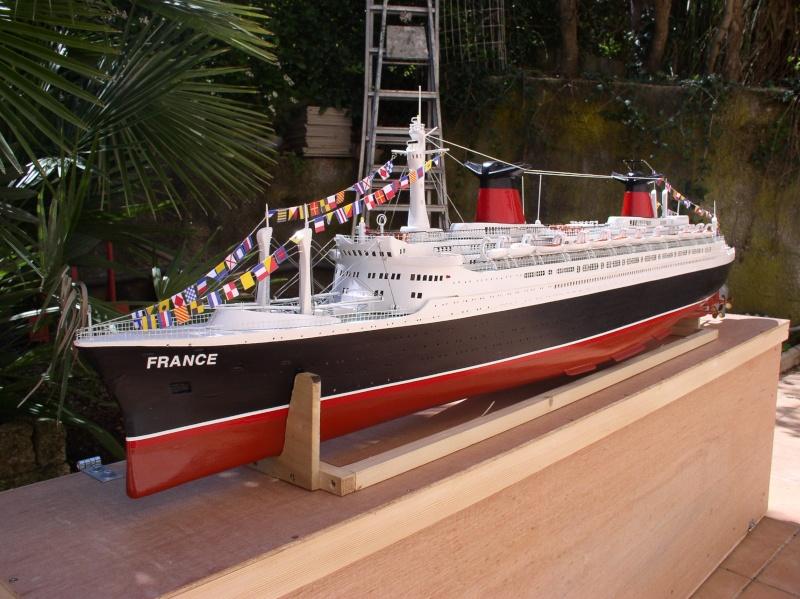 Paquebot France (Plan MRB 1/200°) de Olivier2a Pa020012
