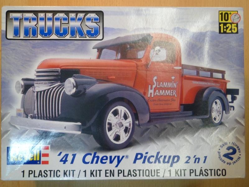 Revell '41 Chevy Pickup 1:25 Sam_1815