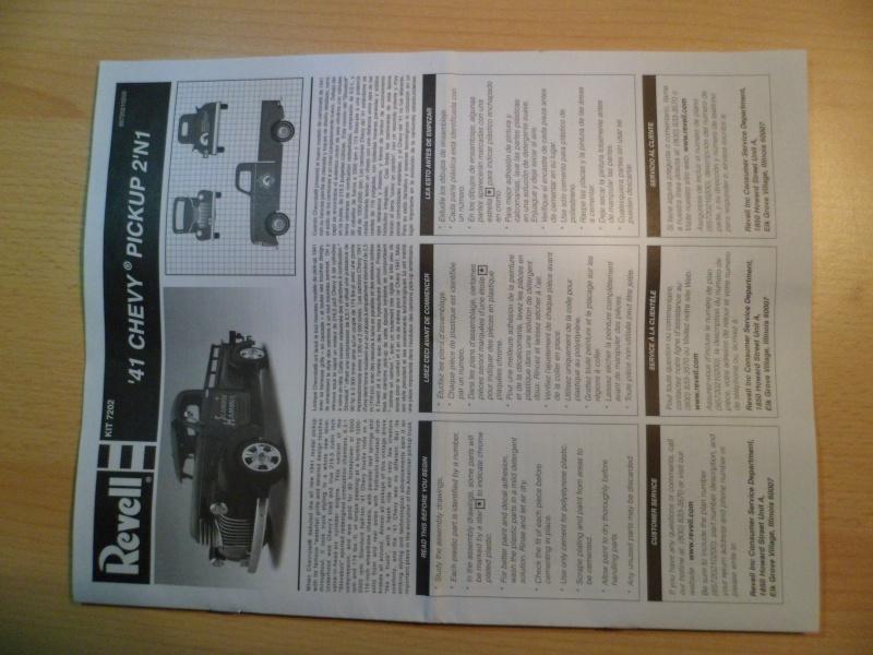 Revell '41 Chevy Pickup 1:25 Sam_1828