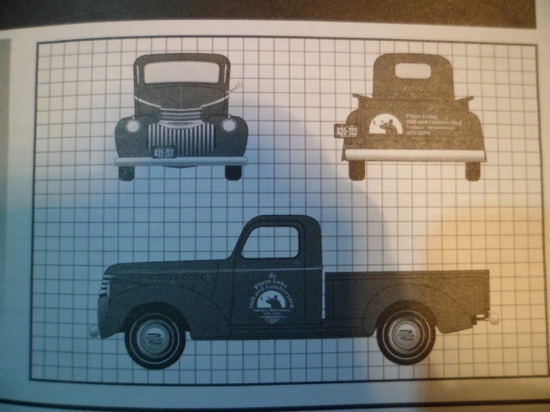 Revell '41 Chevy Pickup 1:25 Sam_1829