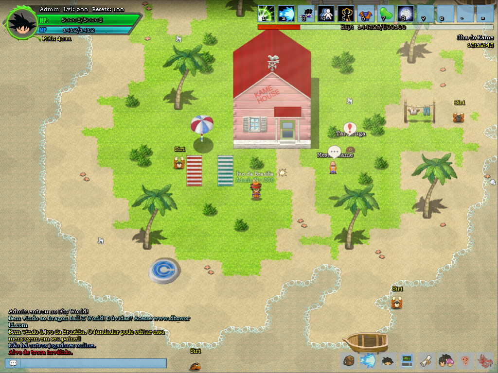 [Dbz World] Recrutando Mapper Sem_tz11