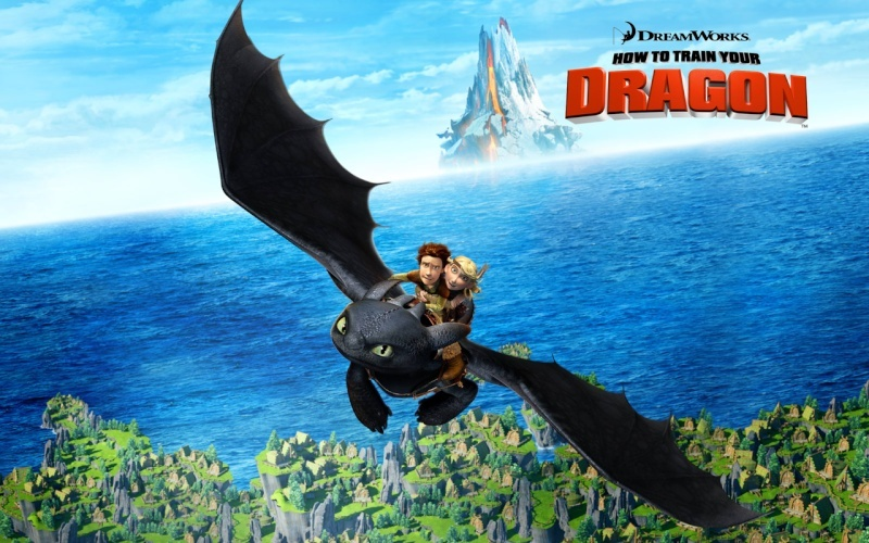 I say, Let's have a film thread. Httyd-10