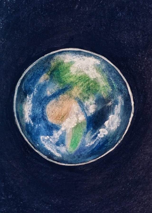 Concours de Production Artistique : Saison 17 : Intersaison : Thème libre - Page 7 Earth12