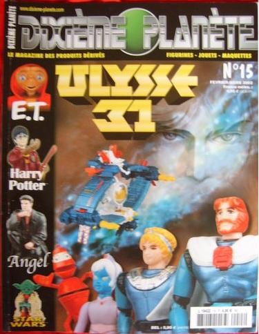 Ulysse 31 / Ulysses 31 (Popy bandaï et multi) 1981 10plan10