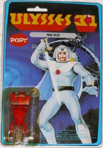 Ulysse 31 / Ulysses 31 (Popy bandaï et multi) 1981 Nonopo10