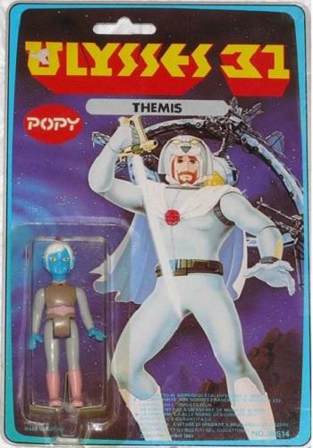 Ulysse 31 / Ulysses 31 (Popy bandaï et multi) 1981 Themis10