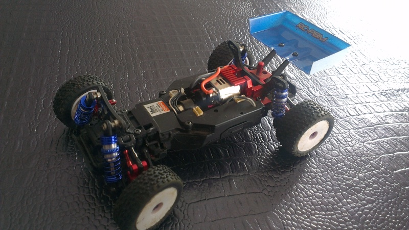 mes chassis Buggyz10