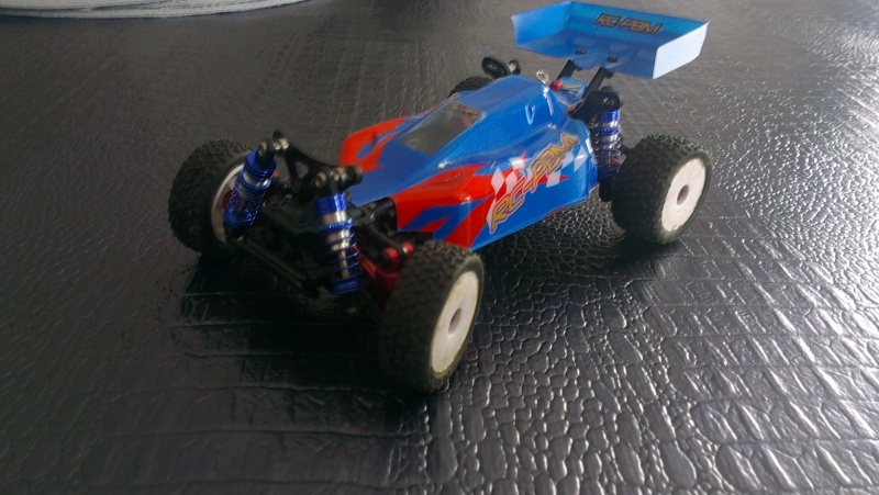 mes chassis Buggyz11