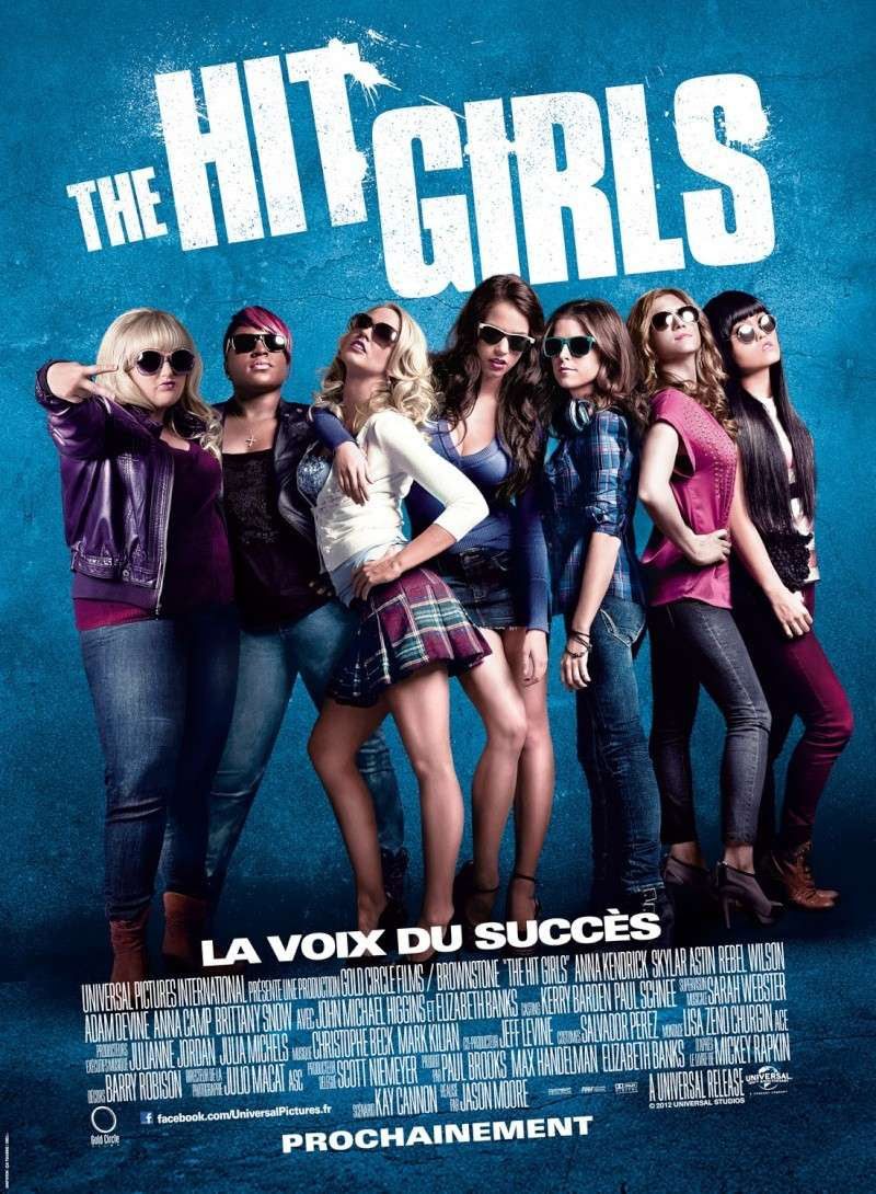 The Hit Girls Affich10