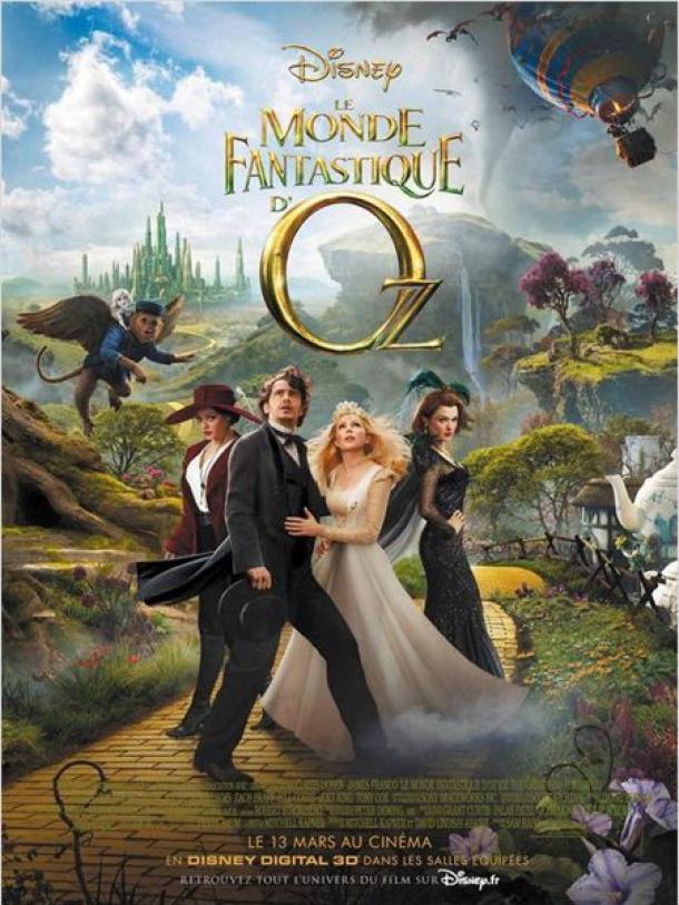 Le monde fantastique d'Oz L-affi10