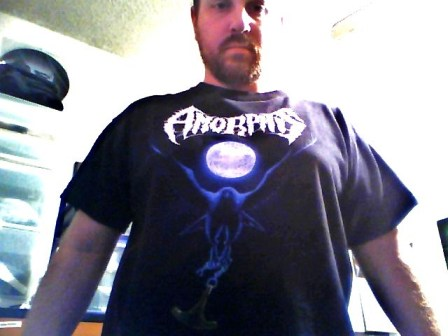 What T-shirt are you wearing today (and Why?) Amorph10