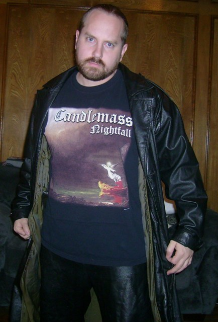 What T-shirt are you wearing today (and Why?) - Page 3 Candle10
