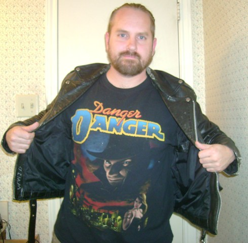 What T-shirt are you wearing today (and Why?) - Page 2 Danger10