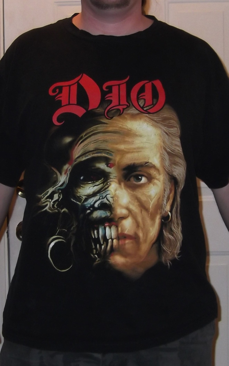 What T-shirt are you wearing today (and Why?) - Page 3 Dio-ma10