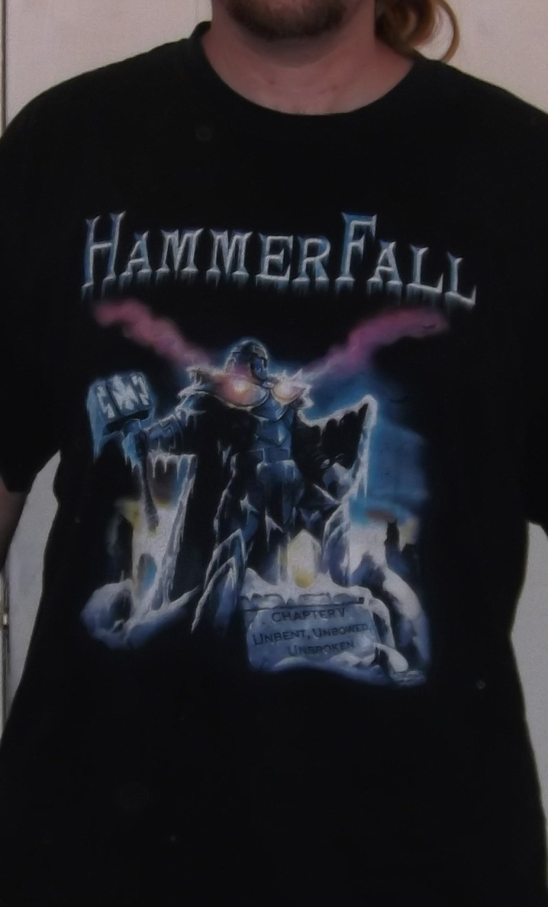 What T-shirt are you wearing today (and Why?) - Page 3 Hammer10