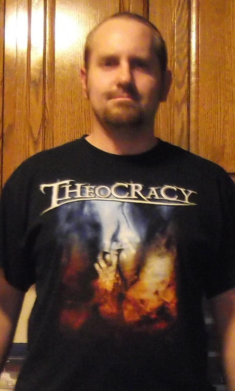 What T-shirt are you wearing today (and Why?) - Page 3 Theocr10